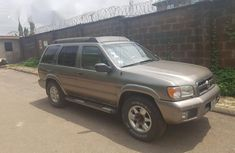 2002 Nissan Pathfinder automatic for sale at price ₦680,000