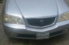 Well maintained grey 2000 Acura RL automatic for sale