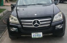 Sharp black 2009 Mercedes-Benz GL-Class suv automatic for sale
