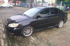 Sell well kept 2003 Toyota Corolla automatic in Lagos