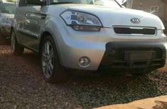 Sell grey 2010 Kia Soul in Abuja at cheap price