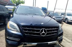 Sell well kept 2015 Mercedes-Benz GLE at price ₦18,500,000 in Lagos