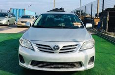 Sell clean used 2013 Toyota Corolla at mileage 50,000 in Lagos