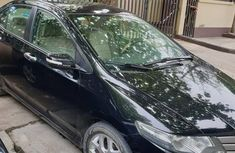 Used black 2009 Honda City automatic for sale