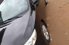 Best priced used black 2012 Toyota Corolla automatic in Lagos