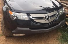 Sell well kept black 2007 Acura MDX suv at price ₦3,600,000
