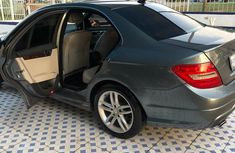 Green 2012 Mercedes-Benz C300 car at mileage 85,123 at attractive price