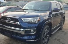 Used 2016 Toyota 4-Runner at mileage 0 for sale in Lagos