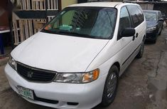 Used 2002 Honda Odyssey automatic at mileage 114,309 for sale