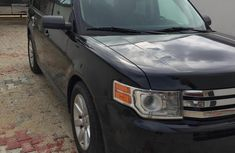 Need to sell black 2008 Ford Flex at price ₦4,000,000