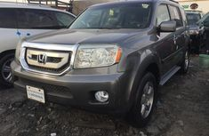 Well maintained 2011 Honda Pilot for sale in Lagos