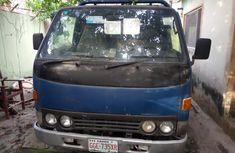 Selling blue 2000 Toyota Dyna pickup manual