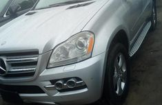Grey/silver 2011 Mercedes-Benz GL-Class at mileage 0 for sale