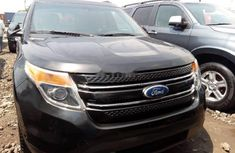 Sell neatly used 2013 Ford Explorer at mileage 0