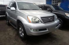 Sell authentic used 2008 Lexus GX in Lagos
