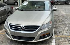 Sell grey 2010 Volkswagen CC at mileage 68,000 in Lagos at cheap price