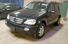 Sell high quality 2004 Mercedes-Benz M-Class automatic at mileage 135,701
