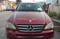Well maintained 2002 Mercedes-Benz E320 automatic for sale at price ₦1,600,000