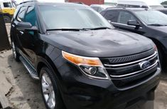 Need to sell high quality black 2012 Ford Explorer suv automatic