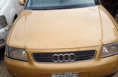 Need to sell high quality gold 2000 Audi A3 automatic in Ibadan