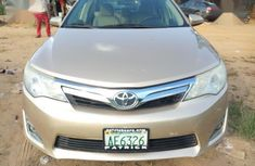 Brown 2013 Toyota Camry automatic for sale at price ₦4,000,000 in Uyo
