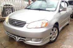 Well maintained 2002 Toyota Corolla at mileage 78 for sale