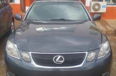 Sell cheap grey/silver 2007 Lexus GS automatic at mileage 147,384