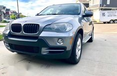 Gray 2009 BMW X5 car automatic at attractive price in Ikeja