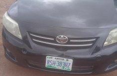 Very sharp neat 2012 Toyota Corolla for sale in Abuja