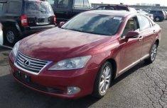Need to sell high quality 2010 Lexus ES sedan automatic