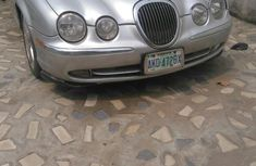 Sell used grey 2002 Jaguar S-Type automatic at price ₦650,000