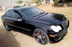 Selling 2007 Mercedes-Benz C230 at mileage 75,684 in good condition in Abuja