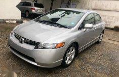 Sell grey 2008 Honda Civic automatic at mileage 67,012