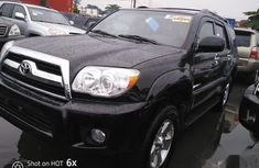 Well maintained black 2008 Toyota 4-Runner for sale at price ₦4,200,000 in Lagos