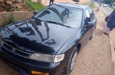 Need to sell used 1998 Honda Accord sedan automatic at cheap price