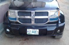 Used 2007 Dodge Nitro suv automatic for sale at price ₦2,500,000