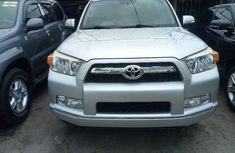 Selling 2012 Toyota 4-Runner suv automatic in good condition