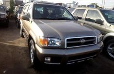 Clean and neat used 2001 Nissan Pathfinder suv in Lagos at cheap price