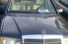 Well maintained 1993 Mercedes-Benz 190E automatic for sale at price ₦400,000