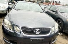 Selling grey/silver 2008 Lexus GS automatic in good condition in Lagos