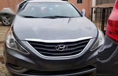 Hyundai Sonata 2011 Gray color for sale