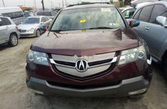 2008 Acura MDX automatic for sale at price ₦3,550,000 in Lagos