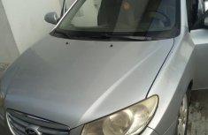 Hyundai Elantra 2009 1.6 Silver color for sale