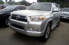 Sell very cheap clean grey 2011 Toyota 4-Runner in Lagos