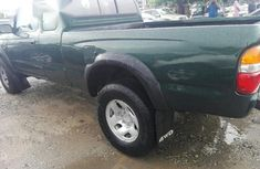 Toyota Tacoma 2004 Green color for sale