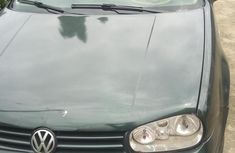 Used 2001 Volkswagen Golf at mileage 100,000 for sale in Calabar