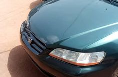 Honda Accord 2002 Coupe EX V6 Green color for sale