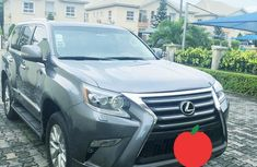 Sell well kept 2016 Lexus GX automatic at price ₦19,000,000