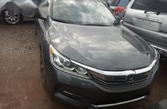 Need to sell high quality grey 2016 Honda Accord at price ₦7,000,000 in Ikeja