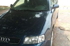 2001 Audi A3 automatic for sale at price ₦450,000